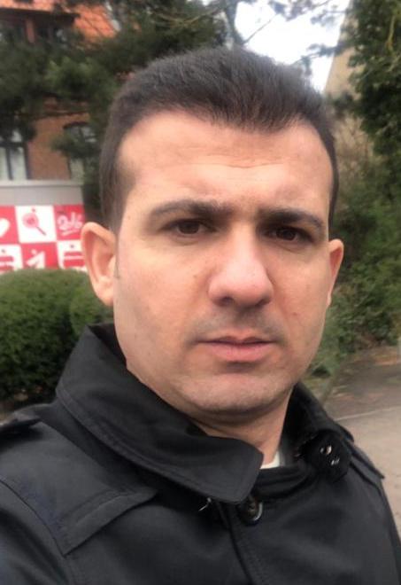Ercan - Chef des Pamukkale Kebab-Hauses